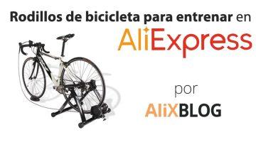Rodillos para bicicleta en AliExpress: cómo encontrarlos más baratos
