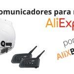 Review de Intercomunicadores de casco más vendidos en AliExpress