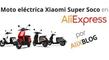 Xiaomi saca a la venta una moto eléctrica: analizamos la Xiaomi Super Soco