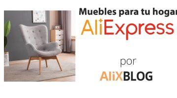Muebles para tu hogar en AliExpress: las tiendas que te harán olvidar Ikea