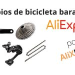 Cómo encontrar recambios de bicicleta (fixie, mountan bike, carretera…) baratos en AliExpress