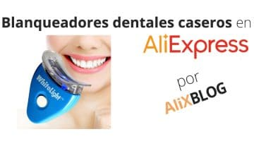 Blanqueadores dentales baratos en AliExpress: sonrisa blanca y brillante por poco dinero