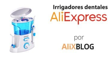 Cómo encontrar irrigadores dentales baratos en AliExpress