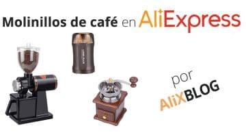 Amante del café, no te pierdas los mejores molinillos de café baratos de AliExpress