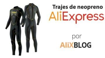 Trajes de neopreno baratos en AliExpress: ¿cómo encontrarla? ¿vale la pena?