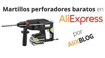 Guía de compra de martillos perforadores baratos en AliExpress