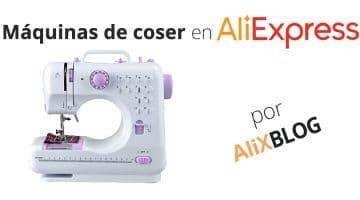 Analizamos las mejores máquinas de coser baratas disponibles en AliExpress