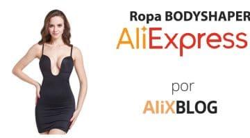 Bodyshapers en AliExpress: moldea tu figura por poco dinero