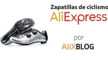 Zapatillas de ciclismo: Shimano y marcas blancas baratas en AliExpress