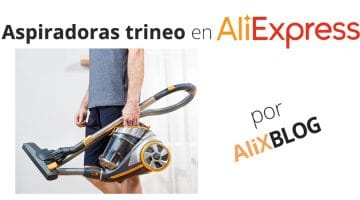 Mejores aspiradoras de trineo en AliExpress: la aspiradora de siempre se reinventa
