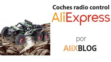 Coches teledirigidos: cómo comprarlos muy baratos en AliExpress