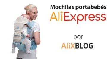 Guía definitiva para comprar mochilas portabebés baratas en AliExpress