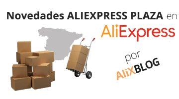 AliExpress desde España: últimas novedades