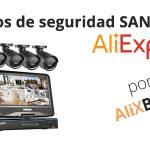 Equipos de seguridad Sannce: baratos y eficaces en AliExpress