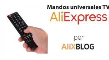 Mandos universales baratos en AliExpress: mejores modelos y cómo elegirlos