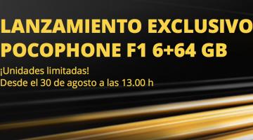 Pocophone: Así es la nueva marca de móviles de Xiaomi (y ya puedes comprarla barata desde España)