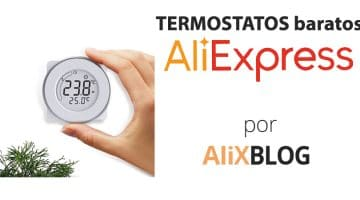 Termostatos digitales y con WiFi: cómo encontrarlos baratos en AliExpress