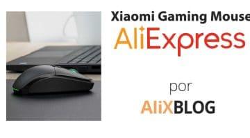 Xiaomi Mi Gaming Mouse: así es el primer ratón de gaming de Xiaomi