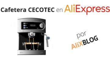 Análisis y guía de compra cafetera Cecotec Power Espresso en AliExpress