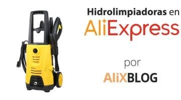 Cómo encontrar hidrolimpiadoras baratas en AliExpress