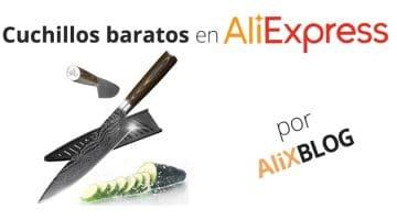 Cómo comprar cuchillos de calidad y baratos en AliExpress