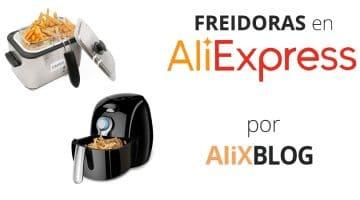 Analizamos las mejores freidoras baratas de AliExpress