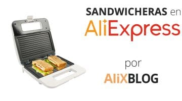 Cómo encontrar sandwicheras económicas en AliExpress