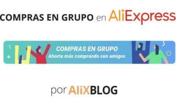 Compras en grupos: ahorra más en tus compras de AliExpress