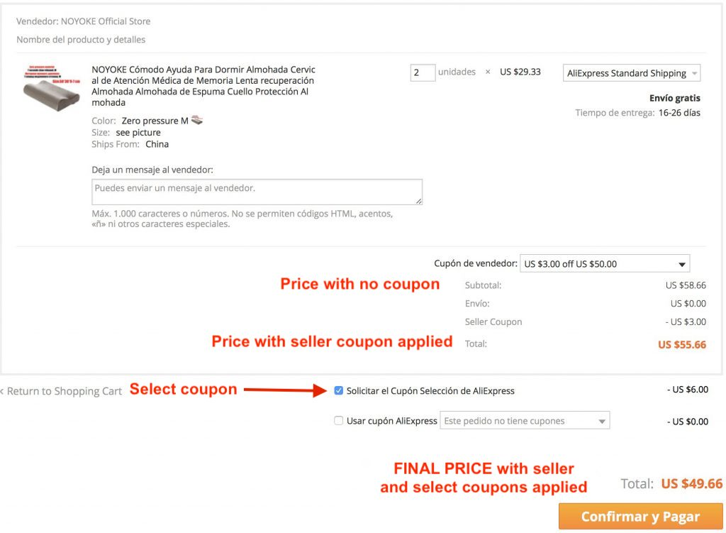 All promo codes, coupons and all offers for AliExpress