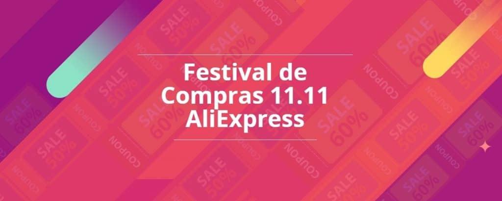 ofertas 11-11 AliExpress