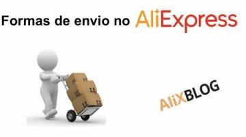 Guia definitivo sobre formas de envio no AliExpress