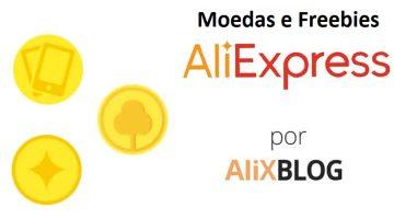 Freebies e moedas no AliExpress: o que são e como tirar vantagem