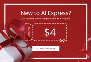 kupon aliexpress 6$