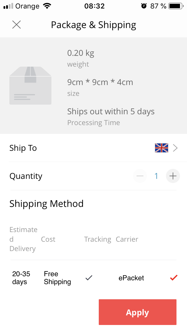 How long do orders from AliExpress take to ship? - 2019 Guide
