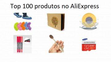 Top 100 produtos baratos para comprar no AliExpress