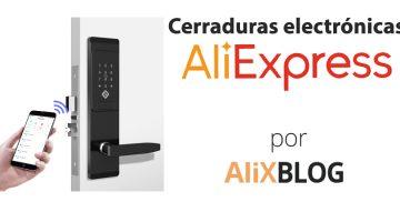 Cerraduras electrónicas de seguridad: qué son y cómo comprarlas baratas en AliExpress