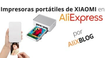 Comparativa Xiaomi Mijia Portable Printer y impresora Xiaomi Xprint