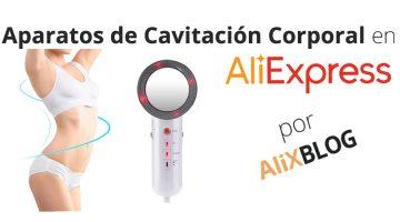 Cómo comprar aparatos de cavitación corporal baratos en AliExpress