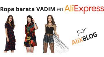Vadim: ropa de mujer barata y a la moda en AliExpress