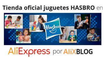 Tienda oficial de juguetes Hasbro España en AliExpress Plaza
