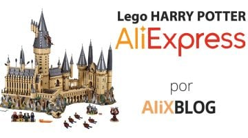 Cómo encontrar «LEGO chinos» de Harry Potter en AliExpress