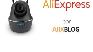 Mejores cámaras de vigilancia baratas Reolink en AliExpresss
