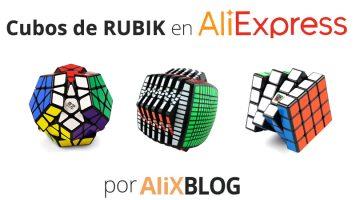 Cubos de Rubik raros, originales y baratos en AliExpress