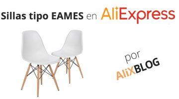 Sillas Eames en AliExpress: perfectas para tu casa o tu oficina