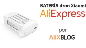 Cómo encontrar baterías para Xiaomi Mi Drone baratas