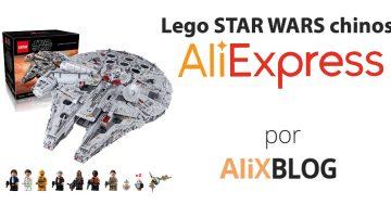 Te enseñamos los mejores «LEGO chinos» de Star Wars a la venta en AliExpress