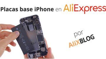Placas base para iPhone: cómo comprarlas más baratas en AliExpress