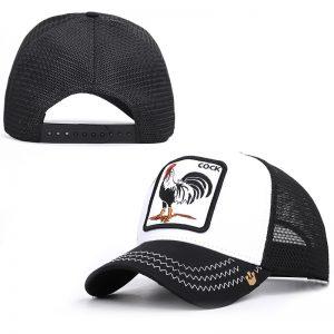 3721d719 Por eso cuestan una quinta parte de las originales, aunque hay algunos  vendedores que si venden gorras Goorin Bros con la marca en la visera, ...