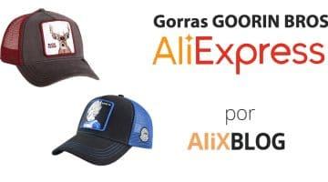 Gorras Goorin Bros: cómo encontrarlas más baratas en AliExpress