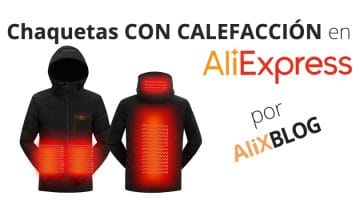Chaquetas con calefacción en AliExpress: protégete contra el frio